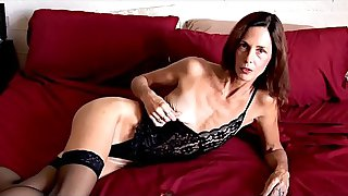 Petite Mature Mother Having Fun