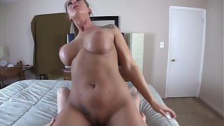 Sex Ed With My Biological Mother Part 5 - I CREAMPIE MY REAL MOM