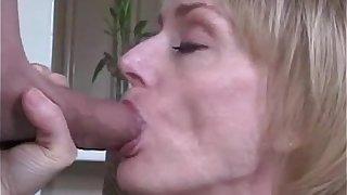 GILF Says I Love Cock!