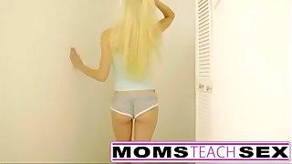 6399244 moms teach sex big tit mom catches daughter