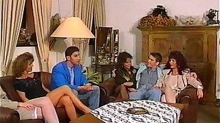 Group Anal Sex Involving Three Big Tit MILFs