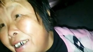 Old Asian Granny Caught Fucking on Cam - More on Asiacamgirls.co