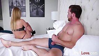 Nympho Mom Fucks Son