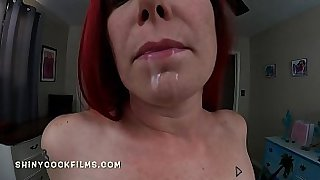 Slutty Mom is Caught and Owned by Her Son - Jane Cane